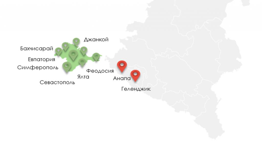 ООО МКК «Выручай-Деньги» продолжает экспансию ЮФО и открывает новые точки продаж в Анапе и Геленджике!