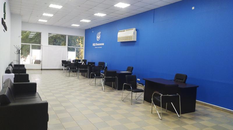 Открытие второго фирменного офиса компании в г. Джанкой!